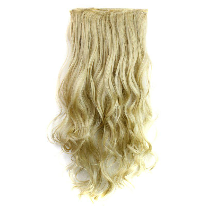 28 Off 2018 Fashion 23 Inch Long Curly Clip In Heat Resistant