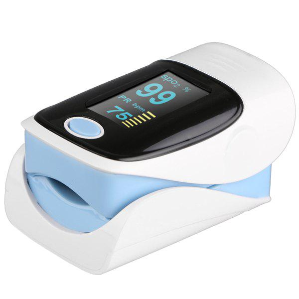 Chic RZ001 Fingertip Pulse Oximeter SpO2 Rate Oxygen Monitor with 4 Directions Display / Low Power Indication