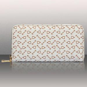 Elegant Arrow Print and PU Leather Design Women's Shoulder Bag -