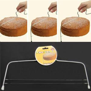 Practical Stainless Steel Cake Cutter Printing Mold Bakeware Kitchen Accessories