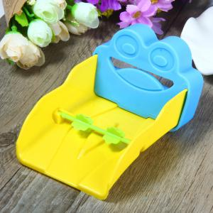Kid Toddler Baby Lovely Windmill Pattern Faucet Extender Washing Hands Bathroom Sink - RANDOM COLOR