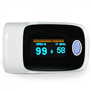 Digital Fingertip Pulse Oximeter OLED Display SPO2 Oximetro Heart Rate Meter -