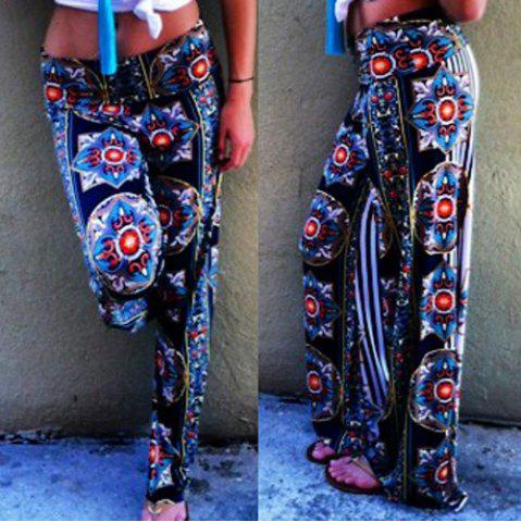 Wonderful  Highwaisted Printed Loosefitting Women39s Exumas Pants  RoseGalcom