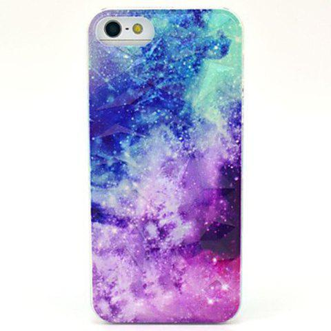 Shop Kinston The Milky Way Pattern PC Phone Back Cover Case for iPhone 5 5S SE -   Mobile