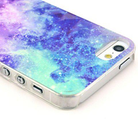 Online Kinston The Milky Way Pattern PC Phone Back Cover Case for iPhone 5 5S SE -   Mobile