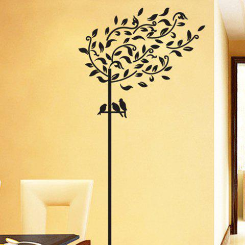 Online Willow Tree Design Wall Stickers Removable PVC Material Art Decals Home Appliances