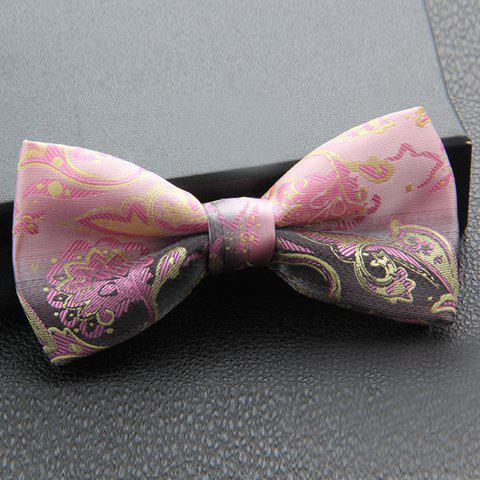 Online Stylish Ethnic Jacquard Bow Tie For Men