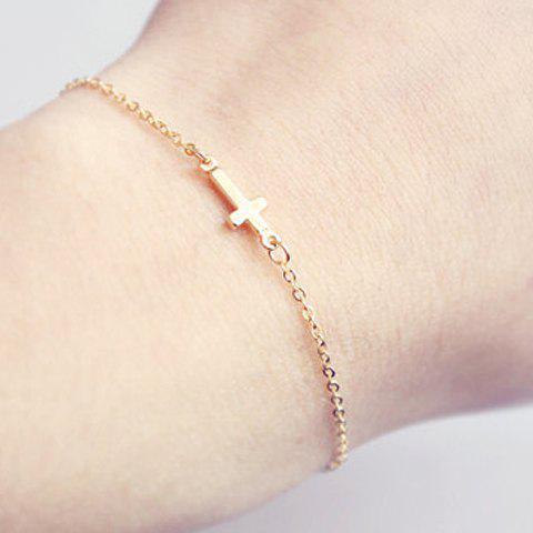 Shop Cross Adjustable Bracelet
