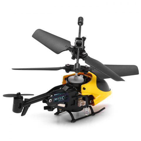 New QS QS5013 2.5CH Mini Micro Remote Control RC Helicopter Children Toy - RANDOM COLOR  Mobile