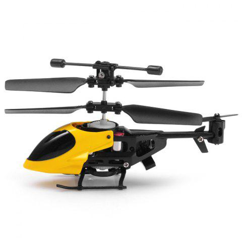 Affordable QS QS5013 2.5CH Mini Micro Remote Control RC Helicopter Children Toy - RANDOM COLOR  Mobile