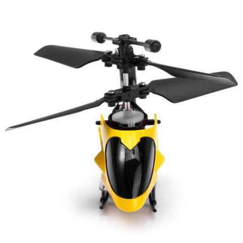 Trendy QS QS5013 2.5CH Mini Micro Remote Control RC Helicopter Children Toy - RANDOM COLOR  Mobile