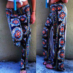Innovative  Geometric Pattern Loosefitting Exumas Pants For Women  RoseGalcom