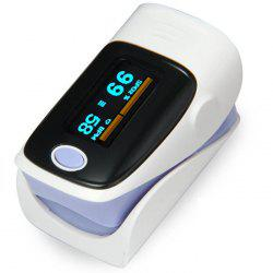 Digital Fingertip Pulse Oximeter OLED Display SPO2 Oximetro Heart Rate Meter - AS THE PICTURE