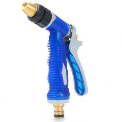 High Pressure Copper Nozzle Water Gun Garden Water Washing Sprinkler Gun Car Bike Cleaning Tube