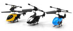 QS QS5013 2.5CH Mini Micro Remote Control RC Helicopter Children Toy -
