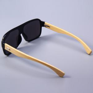 Unisex Anti-UV Wooden-earstems Sunglasses for Outdoor Fishing Camping -