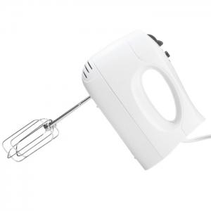 Essential Needs YD - HM - 912 5 Speed Handheld Electric Mixer Practical Home Eggbeater Blender - WHITE