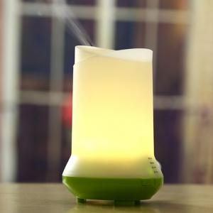 3 in 1 USB Ultrasonic Mini Humidifier Aromatherapy Machine Sleeping Lamp for Car Office Home