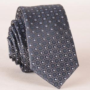 Stylish Fulled Embroidery Jacquard Casual Tie For Men