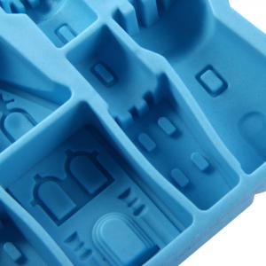 TPR Silicone Palace Style DIY Ice Mold Cool Drinks Chocolate Mould for Party -