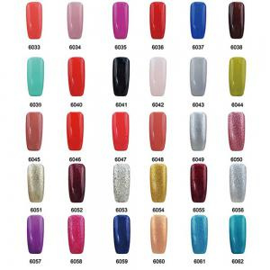 Elite99 3 in 1 Soak Off One Step Gel Polish No Need Base Top Coat UV LED Lamp -