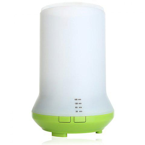 Discount 3 in 1 USB Ultrasonic Mini Humidifier Aromatherapy Machine Sleeping Lamp for Car Office Home - GREEN  Mobile