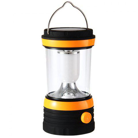 YU HAO RY - T96 24 LED Whiter Light Lampe à lampe de camping rechargeable à accumulation solaire