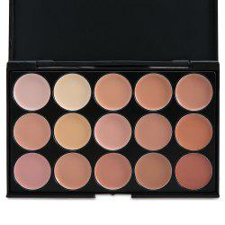 15 Colors Professional Salon Makeup Party Contour