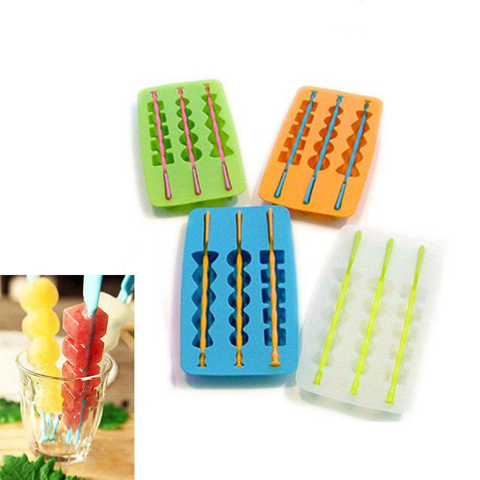 New TPR Silicone Sugar-coated Haws Style DIY Ice Mold Cool Drinks for Party Chocolate / Soap Tool