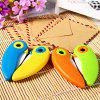 1 Piece Bird Shaped Ceramic Folding Knife Kitchen Outdoor Camping Home Necessary -