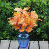 A Bouquet of Ethnic Style Living Room Decoration Floor Simulation Maple Leaves (No Vase) -