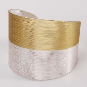 Statement Color Block Cuff Bracelet -