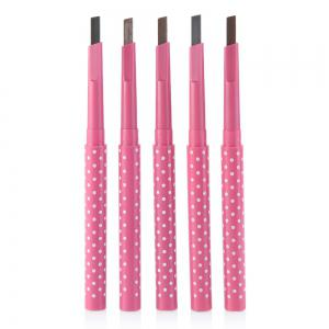Natural Waterproof Rotating Automatic Eyebrow Pencil Cosmetic Makeup Tool -