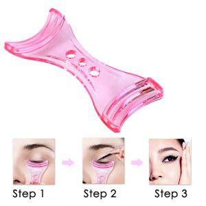 Anti-tremor Eyeliner Card Aid Tool Helper Beauty Gadgets