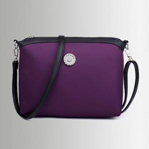 Simple Style Nylon et Satchel de broder Design Femmes -