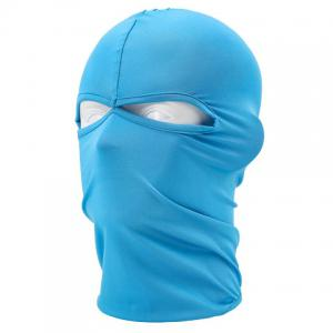 Stylish Solid Color Cycling Outdoor Protective Masked Hat For Men and Women -