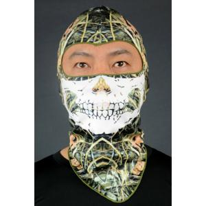 Bionic Jungle Outdoor Protective Masked Arm Sun Hat