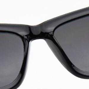 Chic Simple Quadrate Wayfarer Sunglasses -