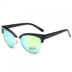 Chic Alloy Matching Frame Sunglasses For Women -