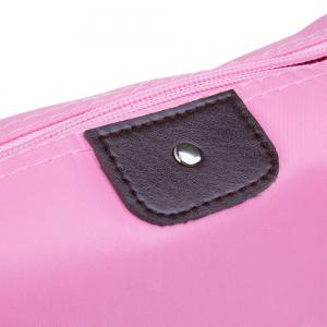 Candy Color Waterproof Zippered Cosmetic Makeup Bag -