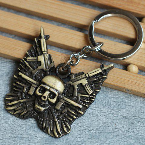 Discount Stylish The Expendables Logo Keyring