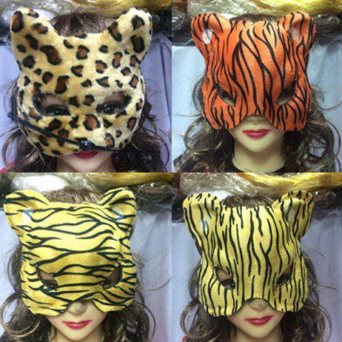 Halloween Animals Head Shape Party Mask 149219501