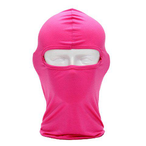 Cheap Stylish Multifunctional Cycling Outdoor Protective Masked Hat For Men and Women - COLOR ASSORTED  Mobile
