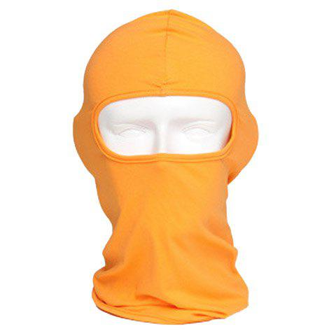 Fashion Stylish Multifunctional Cycling Outdoor Protective Masked Hat For Men and Women - COLOR ASSORTED  Mobile