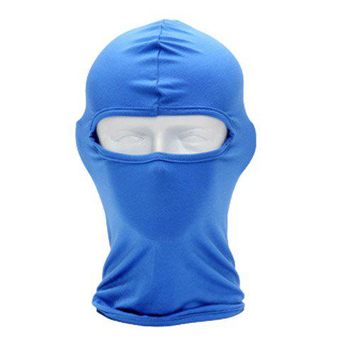 Latest Stylish Multifunctional Cycling Outdoor Protective Masked Hat For Men and Women - COLOR ASSORTED  Mobile