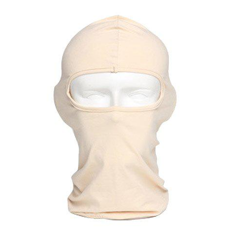 Store Stylish Multifunctional Cycling Outdoor Protective Masked Hat For Men and Women - COLOR ASSORTED  Mobile