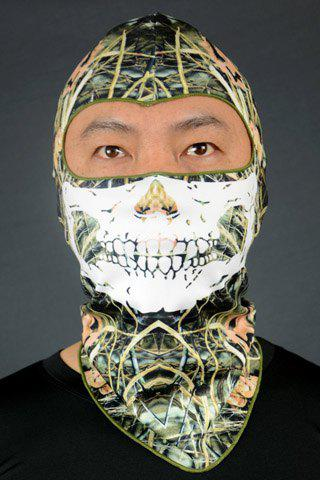 Shop Bionic Jungle Outdoor Protective Masked Arm Sun Hat