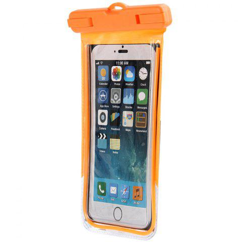 Best PC Material Protective Water Resistance Phone Pouch for iPhone 6 / 6 Plus / 6S Samsung Note 5 S6 Edge Plus etc.