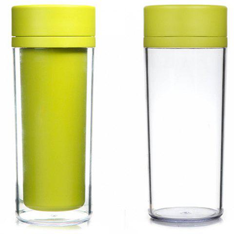 Affordable Portable Original XiaoMi Water Cup 350ml PP and TPR Material DIY Photo Practical Daily Supplies