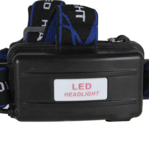 Sale Outdoor Camping Cree XM-L T6 LED 1600 Lumen Scalable Headlight with 3 Modes for Night Cycling / Fishing - PURPLE  Mobile